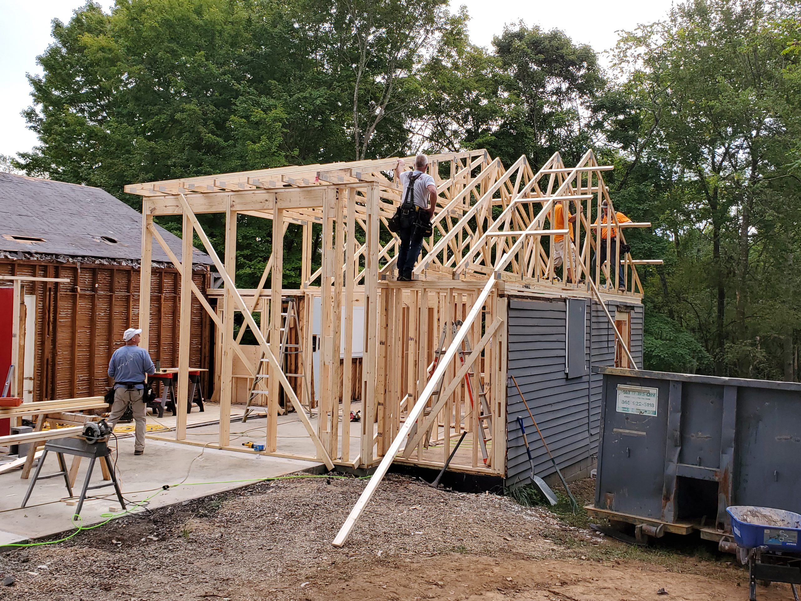 home additions knoxville