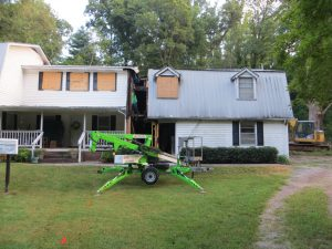 fire damage and remodel knoxville