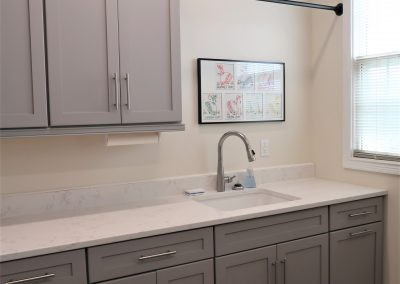 laundry room remodel knoxville