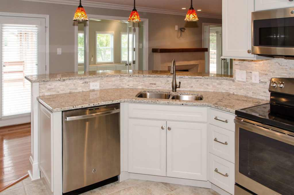 Simple Kitchen Remodel - Infinity Construction | Infinity ...